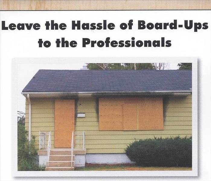 Building Services Leave the Hassle of Board-Ups to the Professionals