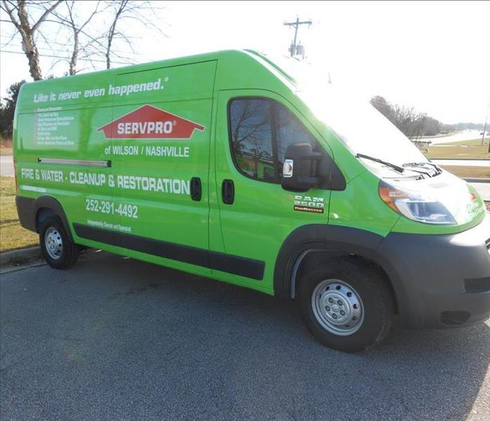 Community SERVPRO of Wilson/Nashville is Hiring in the New Year!