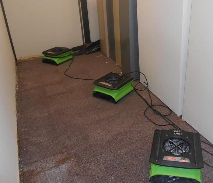 Commercial Restoring Your Wilson or Nash County Commercial Property After A Water Damage Event