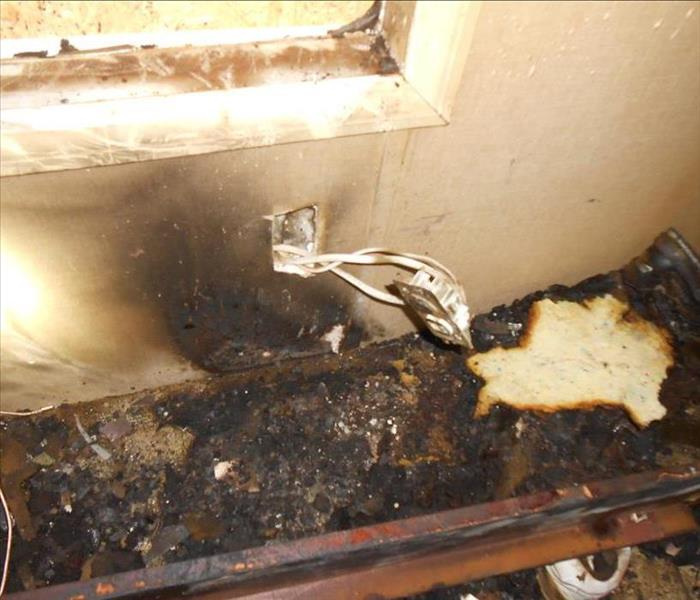 Fire Damage Electrical Fires