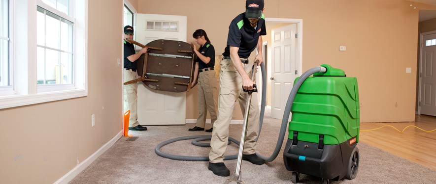 Wilson, NC residential restoration cleaning
